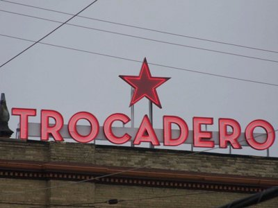 Trocadero reopens today, bringing back weekday breakfast