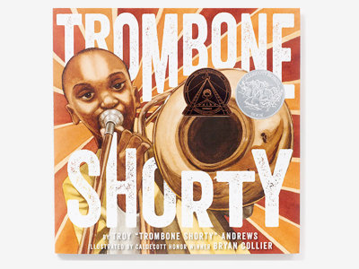 Trombone Shorty pens award-winning book for kids