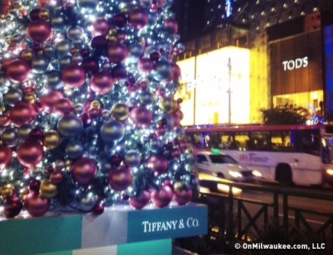 Christmas by Tiffany.
