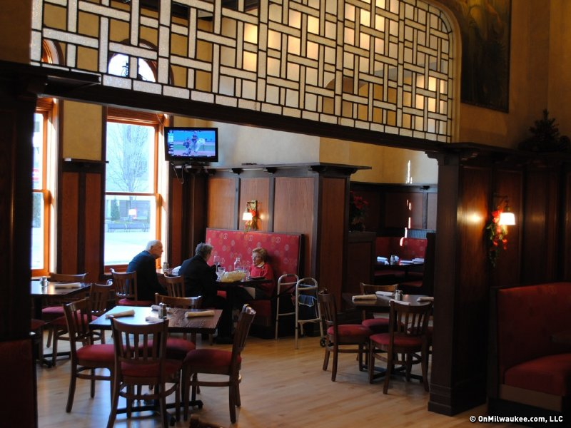 First look turner hall restaurant onmilwaukee