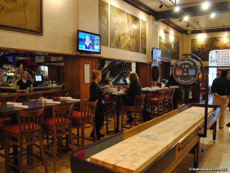 is turner hall restaurant open on christmas