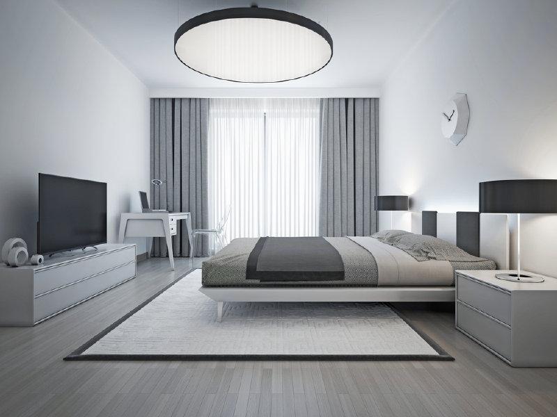 TV In The Bedroom Yay Or Nay OnMilwaukee - Tvs in bedrooms design