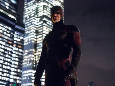 More Daredevil on the way