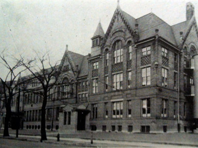 Jabari Parker High School
