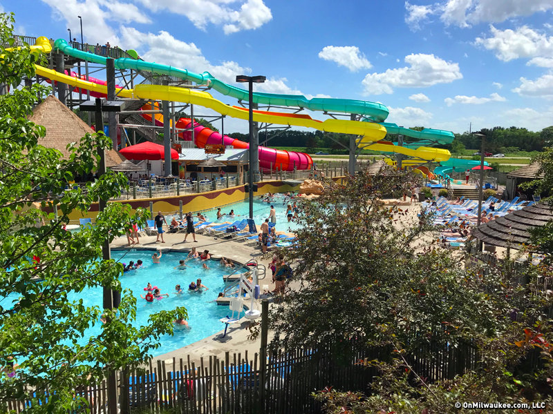 The Waterpark At Kalahari Resorts Is Side Of Dells You Might Expect
