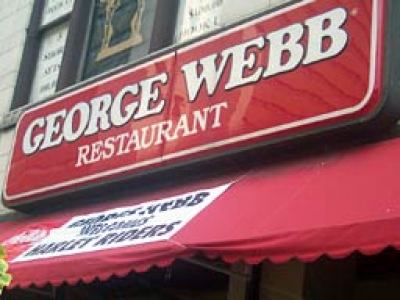 George Webb adds two new restaurants and a drive-thru window