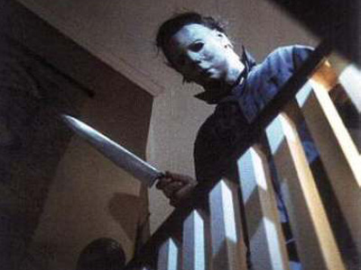 "Michael Myers is the central scary character in ""Halloween."""