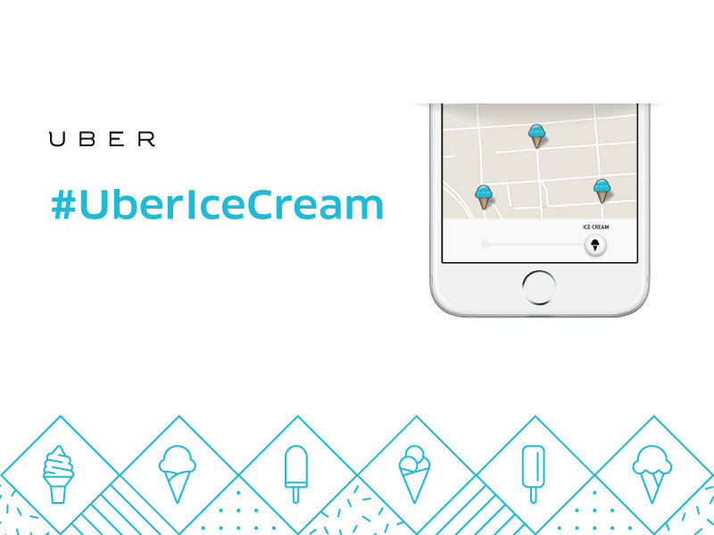 Today's the day to all scream for #UberIceCream from @Uber_WI.