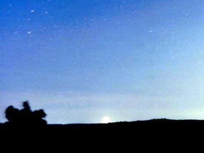 New Mexico and Wisconsin UFO hotbeds Image