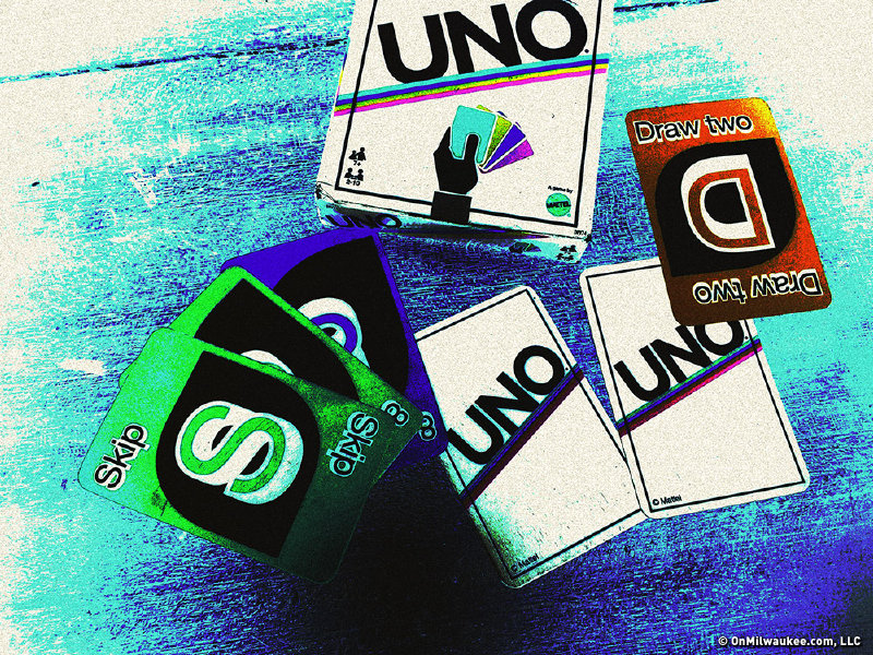 Uno Throwdown: New rules in the house