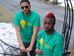 2011 WAMI-nominated hip-hop duo Amerikas Addiction embraces their lack of local following embrace as a worthy challenge.