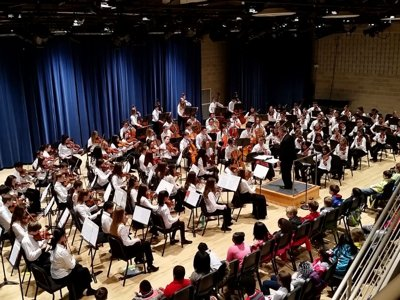 UPAF's Milwaukee Youth Symphony Orchestra changes lives instrumentally