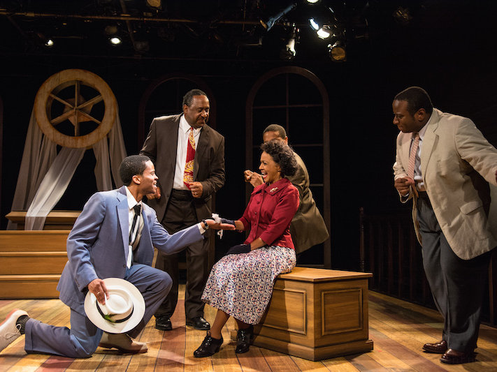 """The Ballad of Emmett Till"" was possible at Renaissance thanks to UPAF funding."