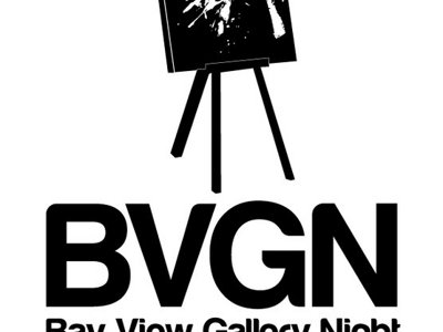Bay View Gallery Night Image