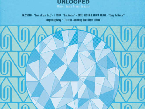 "Unlooped's ""Winter Beats Promo Sampler."""