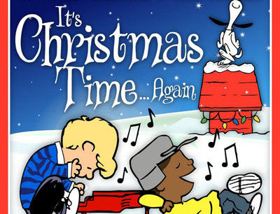 "It's officially time to break out the holiday tunes, including ""It's Christmastime Again, Gerald Walker."""