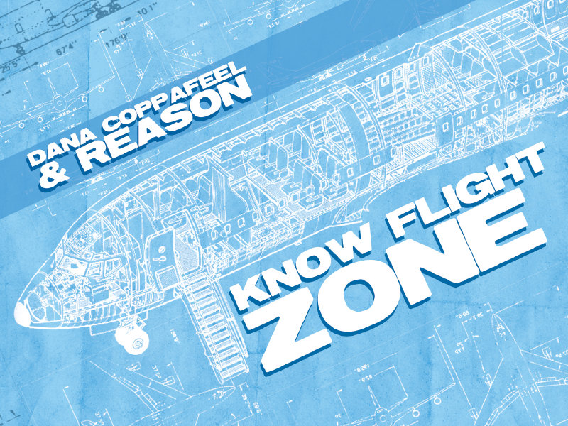 Dana Coppafeel and Reason - known as Know Flight Zone - will also throw a second release party for their album that night.