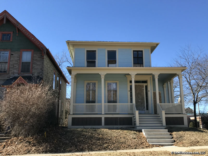 what is surely among the oldest houses in milwaukee is up for sale as of today