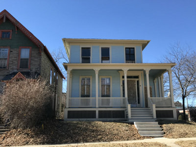 Urban Spelunking: City lists one of Milwaukee's oldest homes for sale
