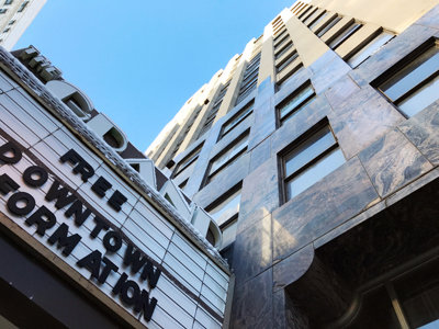 Urban spelunking: The Warner Grand Theatre, potential new MSO home