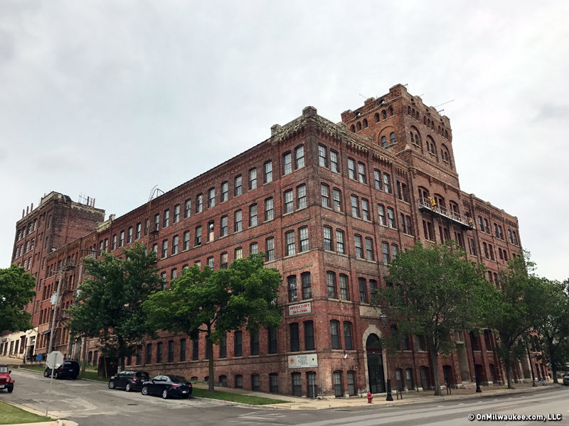 10c986bf10 The former F. Mayer Shoe   Boot Co. building has long been dubbed