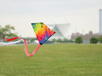 Let's go fly a kite Image