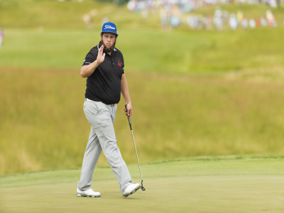 Two minutes with the U.S. Open player they call