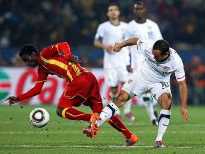 World Cup Recap: Ghana 2, USA 1 Image