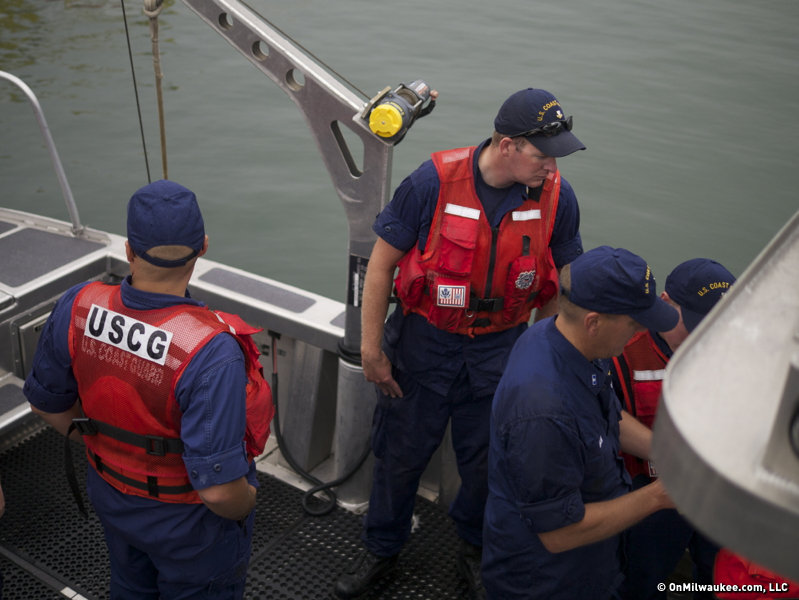 While the Aids to Navigation aspect of the Coast Guard is important, it's just one of many activities.