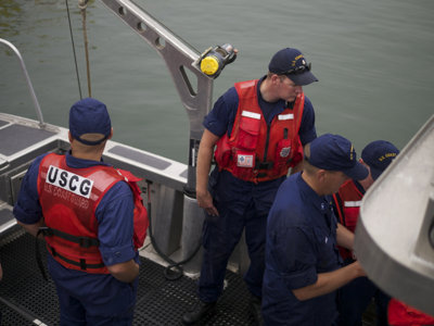What I learned about the Coast Guard