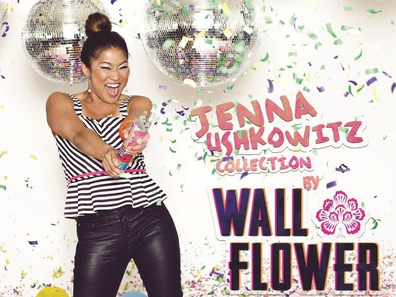 Jenna Ushkowitz is unveiling her new fashion collection at Southridge.