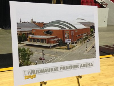 UWM Panther Arena Image