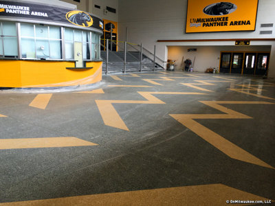 What's new and what's going on this weekend at upgraded UWM Panther Arena?