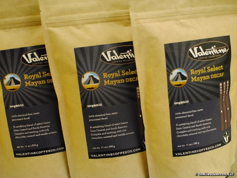 Valentine Coffee Is Available By The Bag At Many Local Grocery Stores,  Restaurants And Cafes.