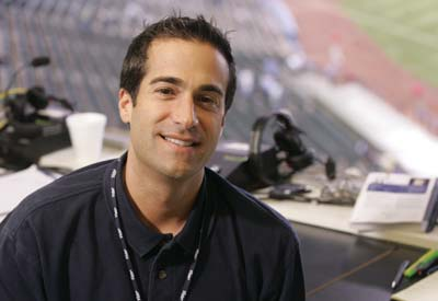Vasgersian to call NFL games for Fox