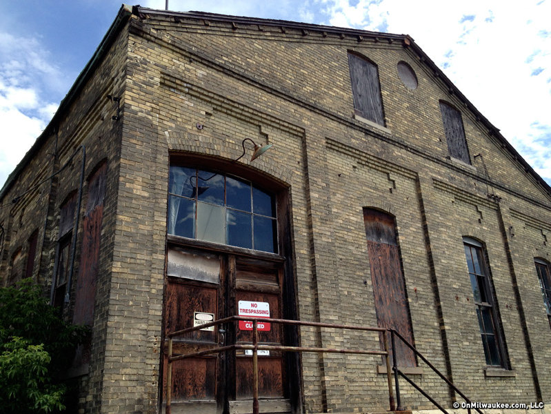 The 1895 power house is next on the Milwaukee Preservation Alliance's to-do list.