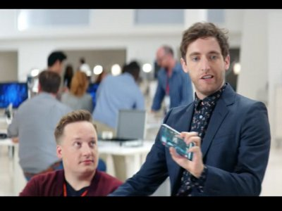 From cell calls to casting calls: Local engineer stars in new Verizon ad