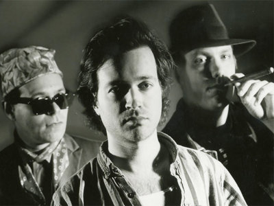 Violent Femmes booked Image