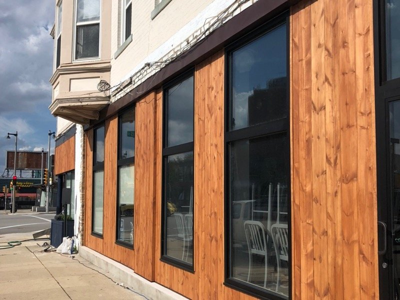 Voyager wine & tail bar sets sights on October opening date ... on home basement bar designs, home interior design site, home bar interior design, home bar wine rack designs,