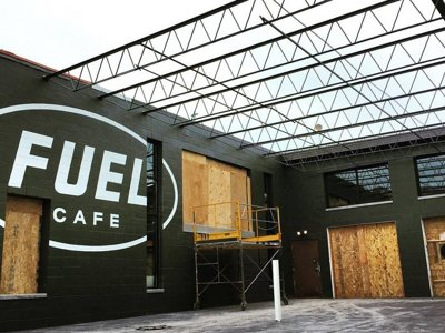 Walker's Point Fuel Cafe opening in early 2017