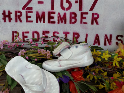 Ghost Shoes memorials Image