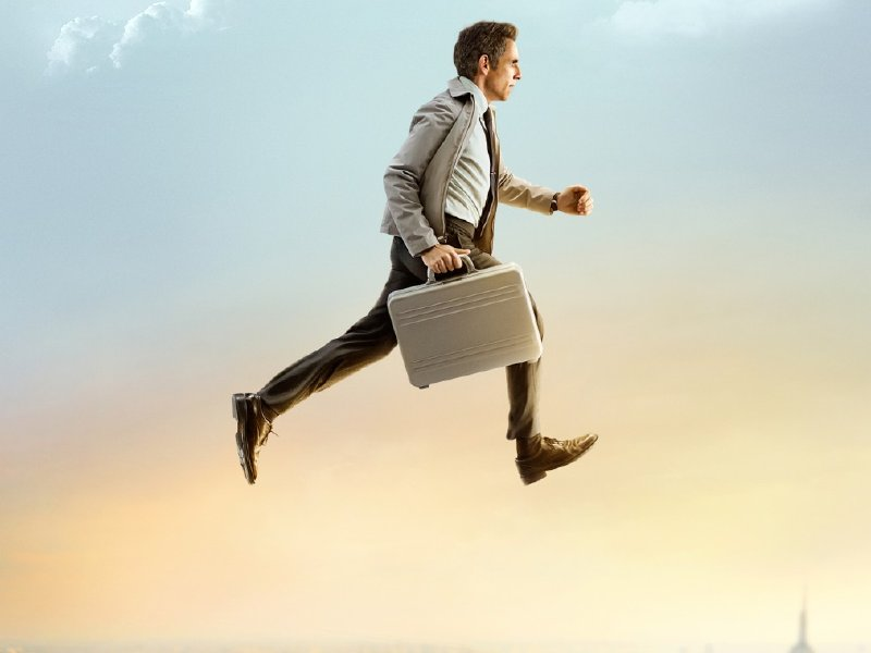 Quot The Secret Life Of Walter Mitty Quot Is Too Insistent To