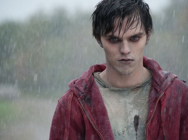 "Nicholas Hoult stars as a zombie with heart in ""Warm Bodies."""