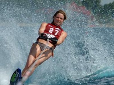 Onmilwaukee Com Sports Waterski Championship Splashes