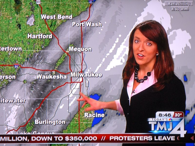 OnMedia: A change in the weather - OnMilwaukee