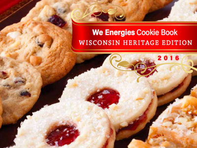We Energies Cookie Book Image