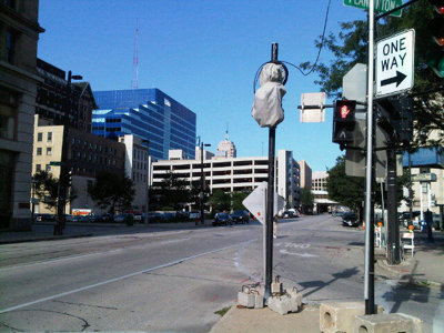 Wells and 2nd Streets convert to two-way traffic Sept. 10