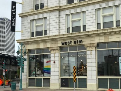 First to Wisconsin: West Elm
