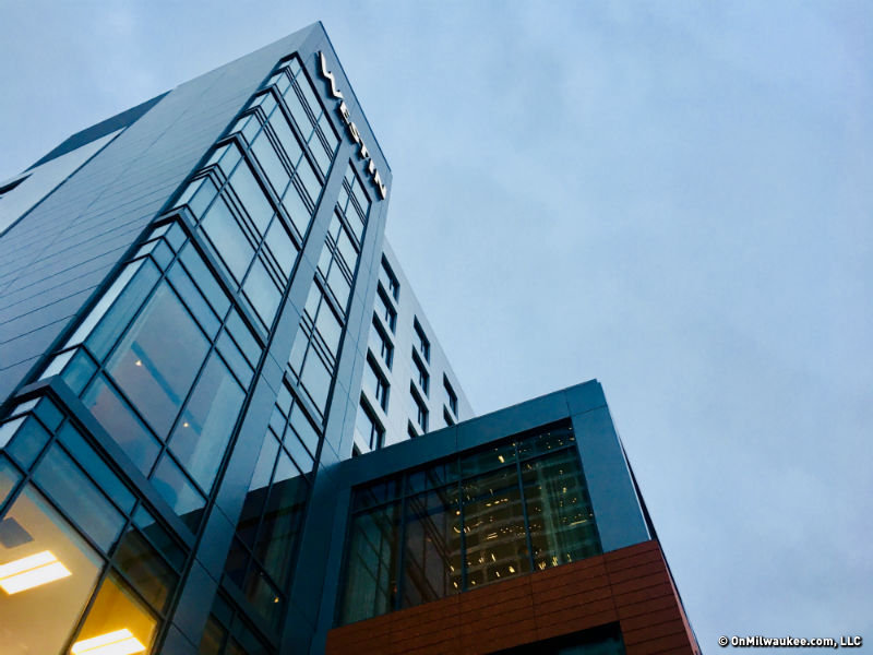 A girls night out stay at the new Milwaukee Westin Image