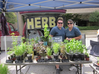 Westown Farmers' Market kicks off today